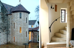 Chedburn Dudley Building Conservation and Design Architects - Projects, Farmborough Manor